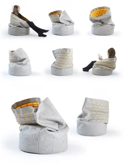 口袋沙发snug