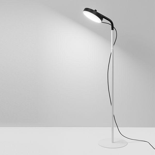 the Aro lamp 08