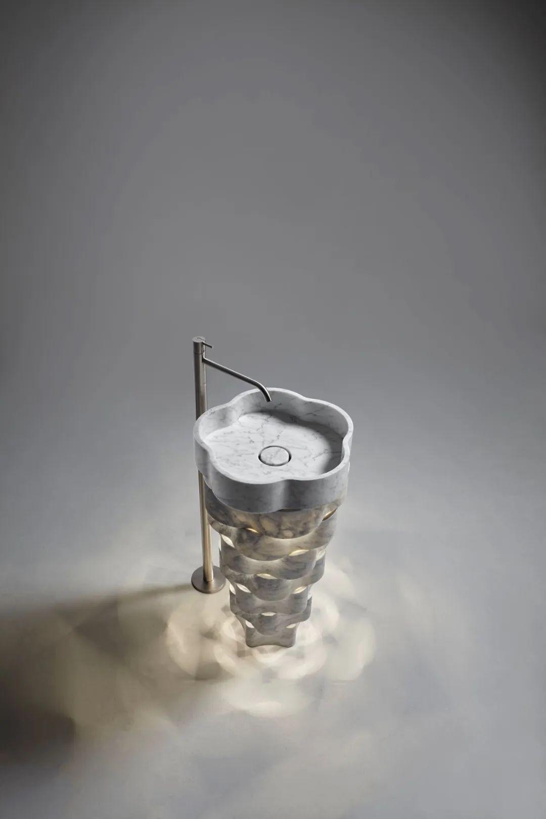 10 款拥有神仙颜值的洗手池,美的像雕塑
