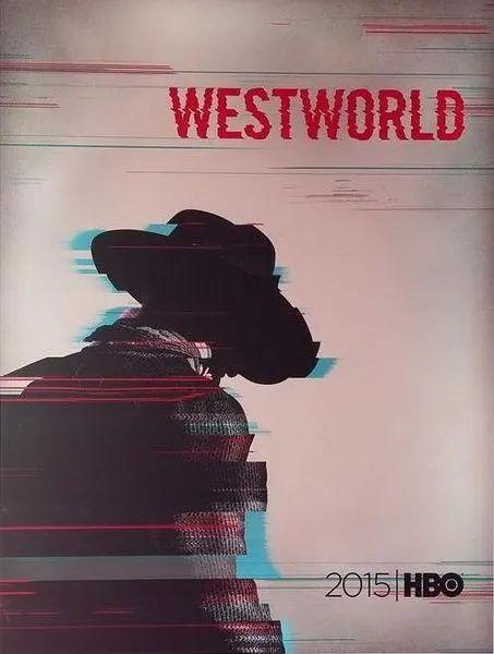 《西部世界》1-3季海报和片头整理学习