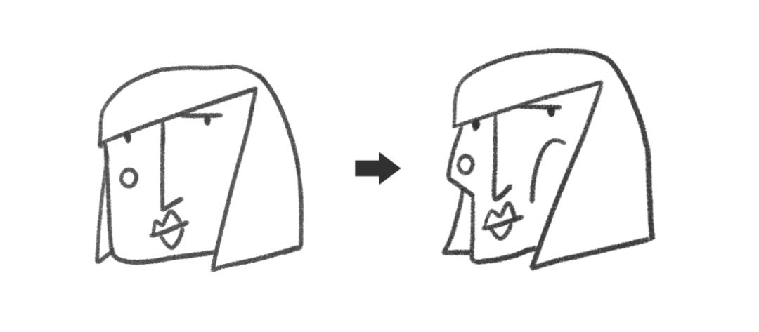 3分钟做出一套趣味插画头像,让你成为朋友圈最靓的gai!