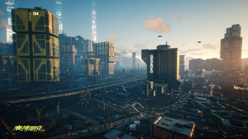 《赛博朋克2077》发售破百万上热搜,视觉盛宴让设计师直呼太酷了!
