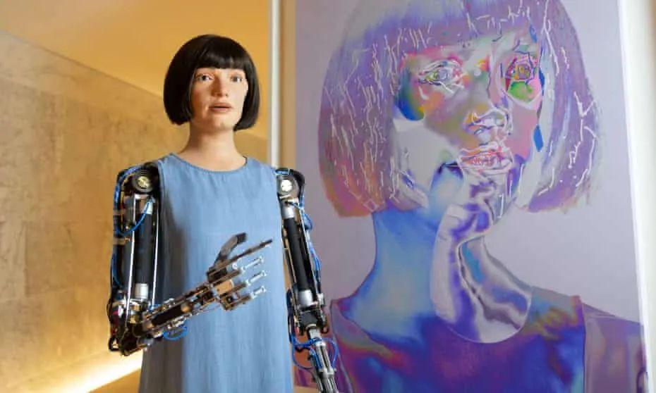 """""""如果东京奥运会的裁判,都换成机器人"""""""